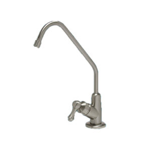 Hydro Brushed Nickel Faucet for Flojet Bottled Water System